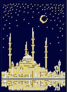 Схемы для вышивки исламские