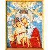 Вышивание Икона Милующая,артикул:В-168