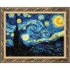 Вышивание Ваг Гог. Звездная ночь,артикул:1088