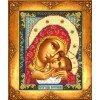 Вышивание Икона Богородица Корсунская,артикул:302