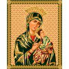 Вышивание Икона (The ortodox icon) ,артикул:G706