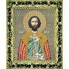 Вышивание Икона Святой князь Роман,артикул:L-66