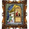 Вышивание Икона Нечаянная Радость,артикул:L-78