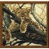 Вышивание Леопард,артикул:937