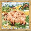 Вышивание Хуторок, Свинка,артикул:1523