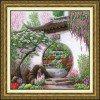 Вышивание Весна в Японии,артикул:ДЛ-031