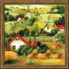 Вышивание Сербский пейзаж,артикул:1569