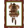 Вышивание Часы с кукушкой,артикул:1730