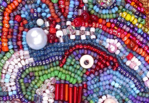 Виды бисера для вышивания